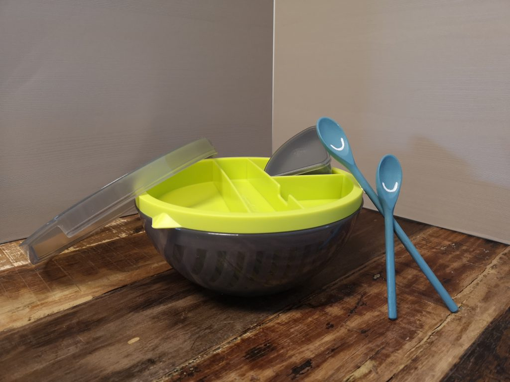 Pampered Chef Salat-Assistent