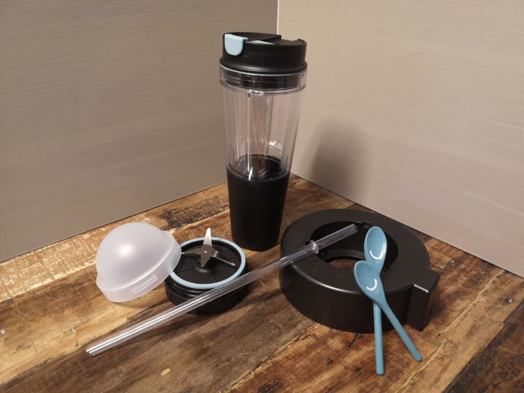 Deluxe Blender Becher und Adapter Set